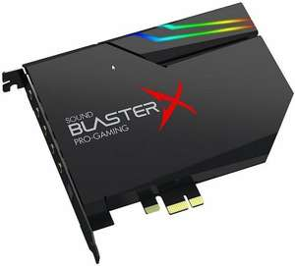 Sound BlasterX AE-5 Plus Soundkarte
