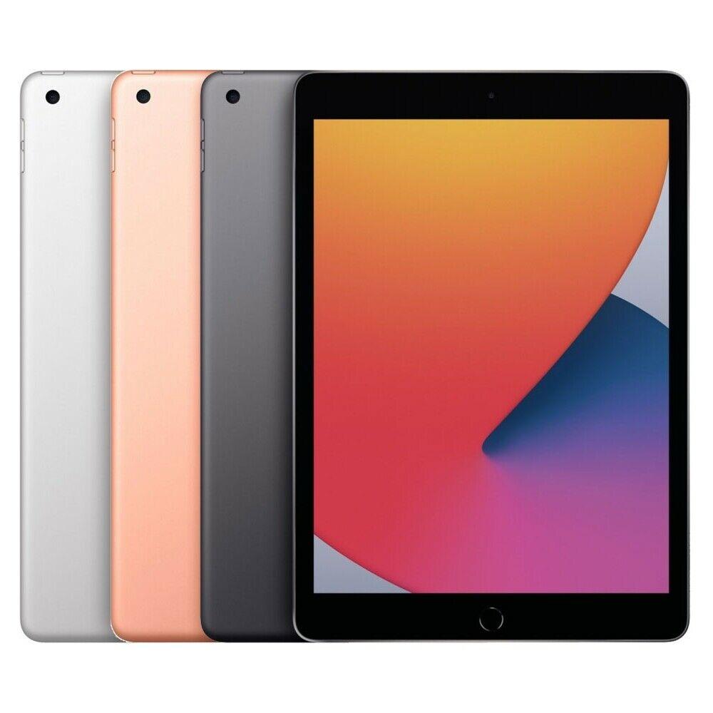 """[eBay+] Apple iPad 8. Gen (2020) 3/32GB WiFi (10.2"""", 2160x1620, IPS, A12, 8MP hinten, 1.2MP vorne, Lightning, Klinke, 34.4Wh Akku, 490g)"""