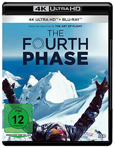 [Amazon-Prime] The Fourth Phase (4K Ultra HD + Blu-ray) für 8,97€
