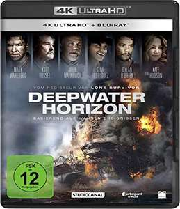 [amazon.de Prime/Abholung] Deepwater Horizon (4K Ultra-HD) (+ Blu-ray)