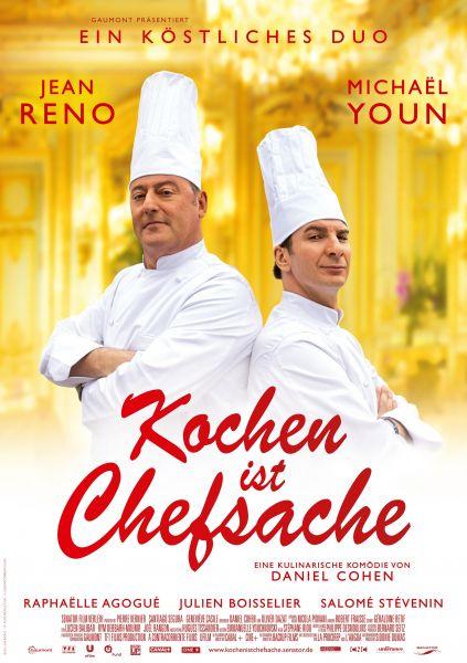 «Kochen ist Chefsache» (IMDb 6,7 – RT 47%) mit Jean Reno kostenlos im Stream [ARD Mediathek]