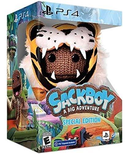 Sackboy: A Big Adventure Special Edition PlayStation 4 Ps4