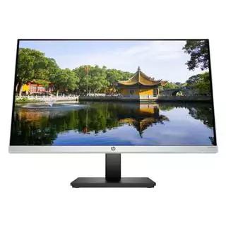 HP 24mq Monitor (23,8 Zoll/ QHD IPS) Display (99% sRGB, 60Hz, höhenverstellbar, 5ms Reaktionszeit, VGA, HDMI)