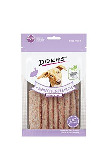 Amazon Prime - Dokas Kaninchen 12 x 70g Hundesnack (Sparabo)