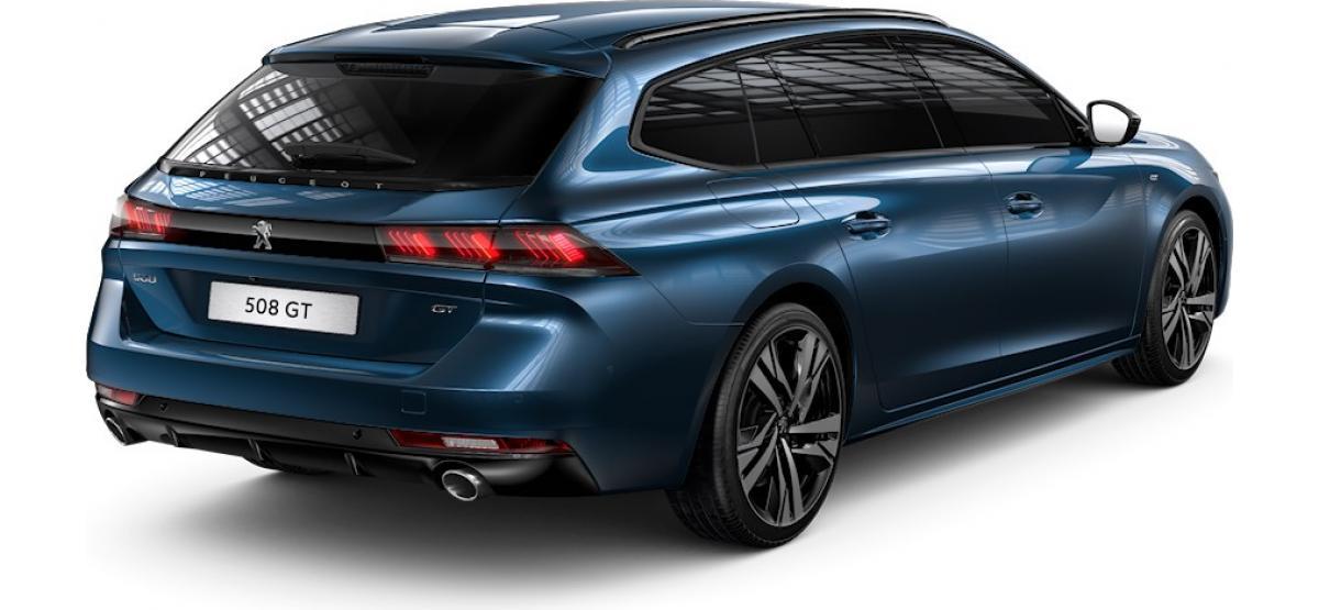 (Privatleasing) Peugeot 508 SW GT Pack Pure Tech 225 für 179€ (eff. 220€) mtl. bei 24 Monaten (10tkm/Jahr) - LF 0,35 frei konfigurierbar
