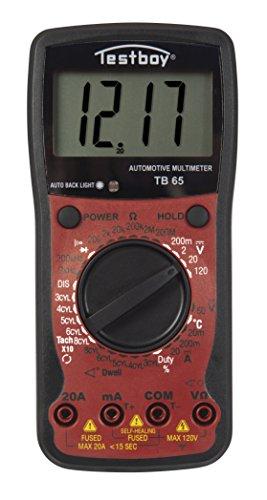 Testboy Multimeter, Testboy 65