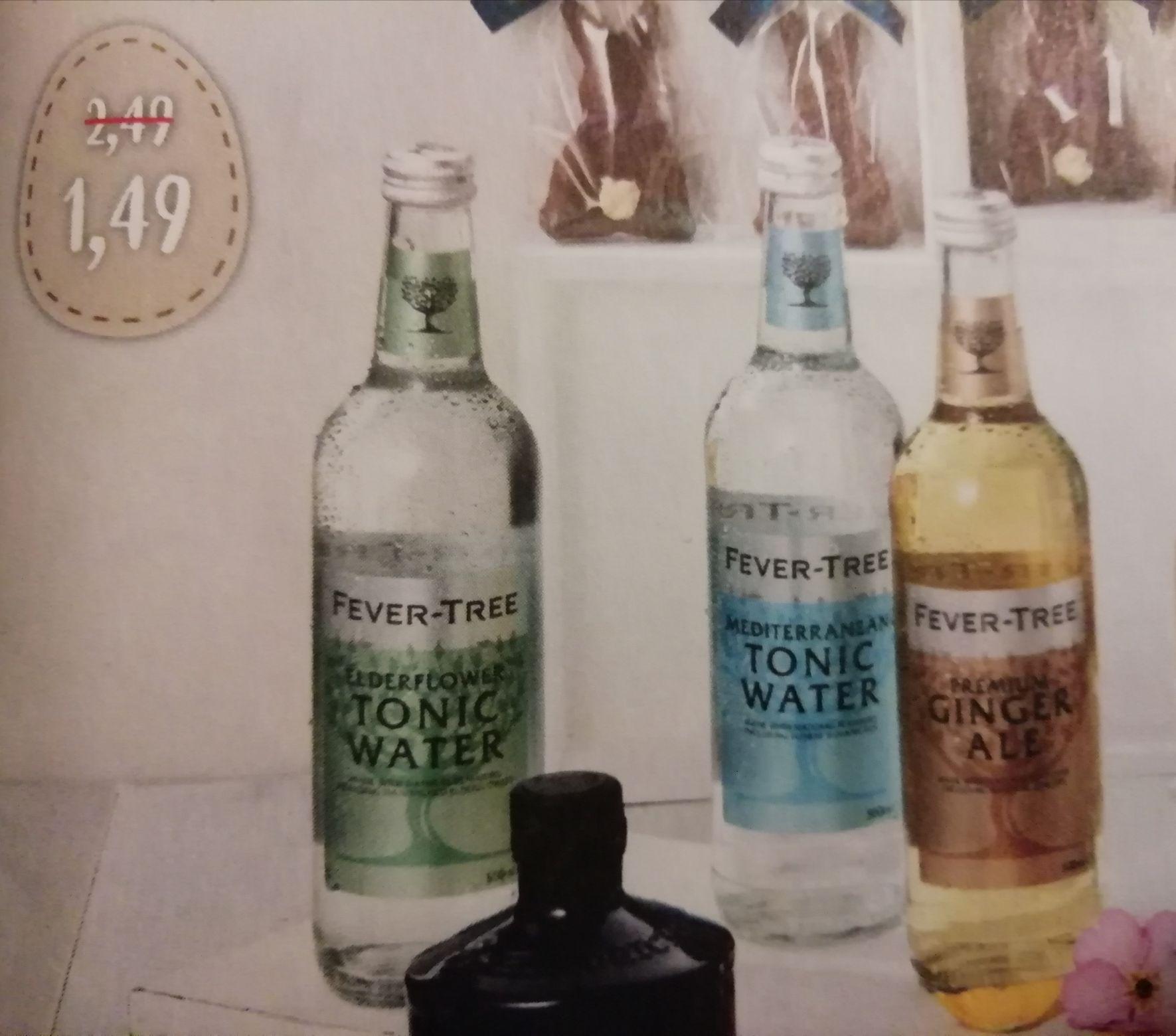 [Edeka Nord] Fever Tree Tonic Water 0,5 l verschiedene Sorten