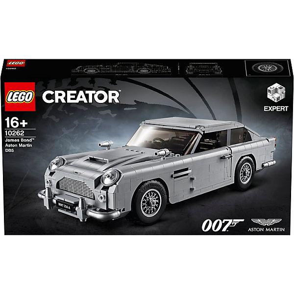 Lego Creator 10262 James Bond Aston Martin DB5 für 130,91€ inkl. Versandkosten + 10% Shoop Cashback