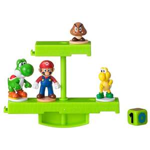Super Mario - Balancing Game [Amazon Prime]