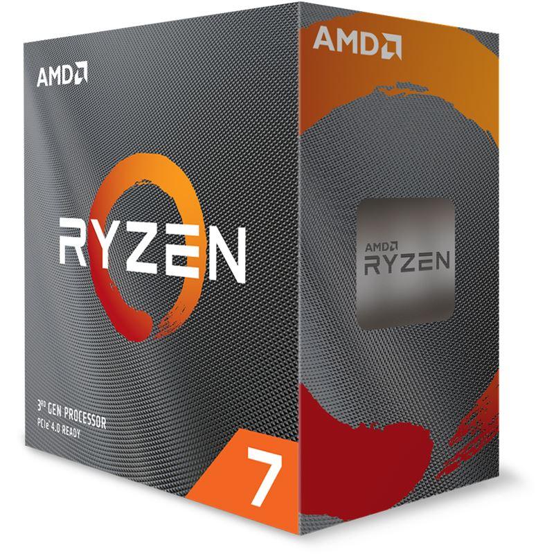 AMD Ryzen 7 3800XT 8C/16T, 3.90-4.70GHz boxed ohne Kühler (100-100000279WOF)