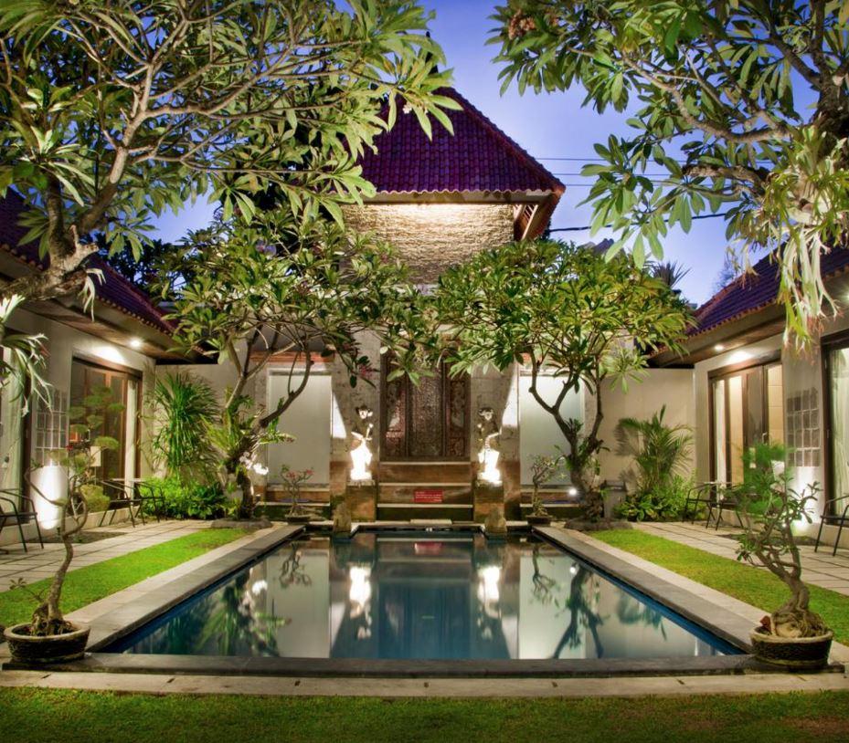 Bali, Indonesien: Sindhu Mertha Suite Sanur - Deluxe-Doppelzimmer / 2 Erw. + 2 Kinder bis 12 gratis / gratis Storno / bis Januar 2022