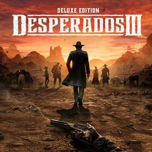 Desperados III Digital Deluxe Edition: inkl. Season Pass (Steam) für 10.52€ (WinGameStore)