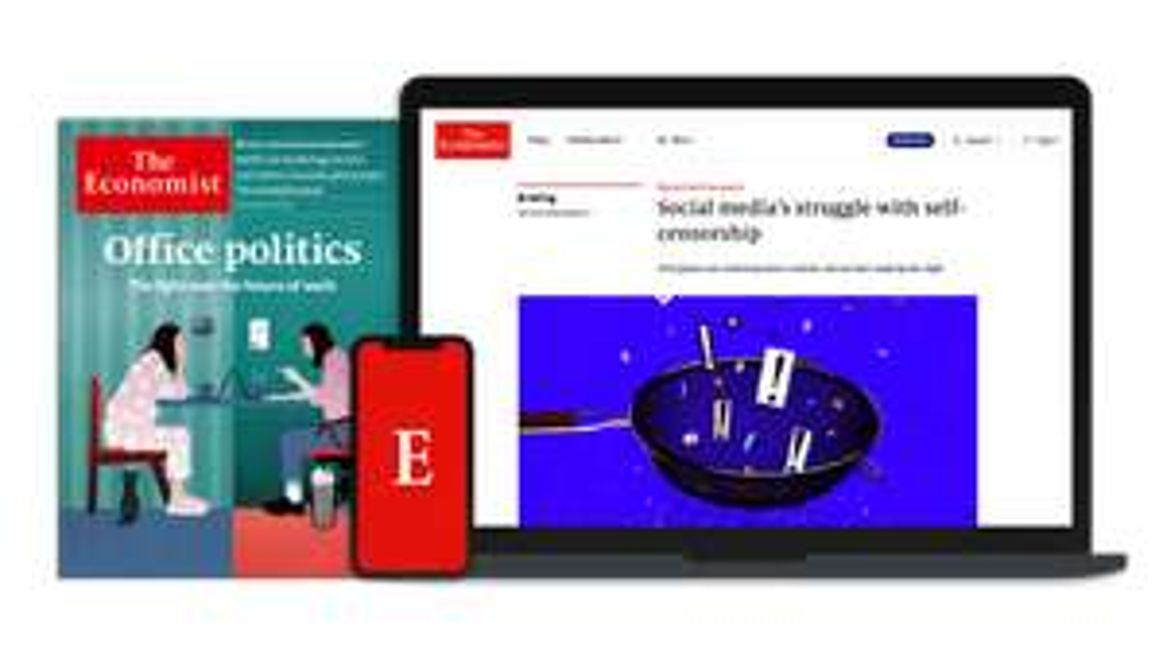 The Economist Digital Abo 50% Rabatt - über Indien-VPN nur 56,27€