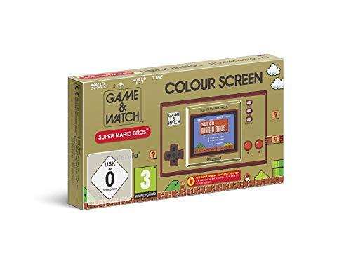 Nintendo Game & Watch Super Mario Bros. für 40,99€ (Amazon, Saturn & Media Markt Abholung)