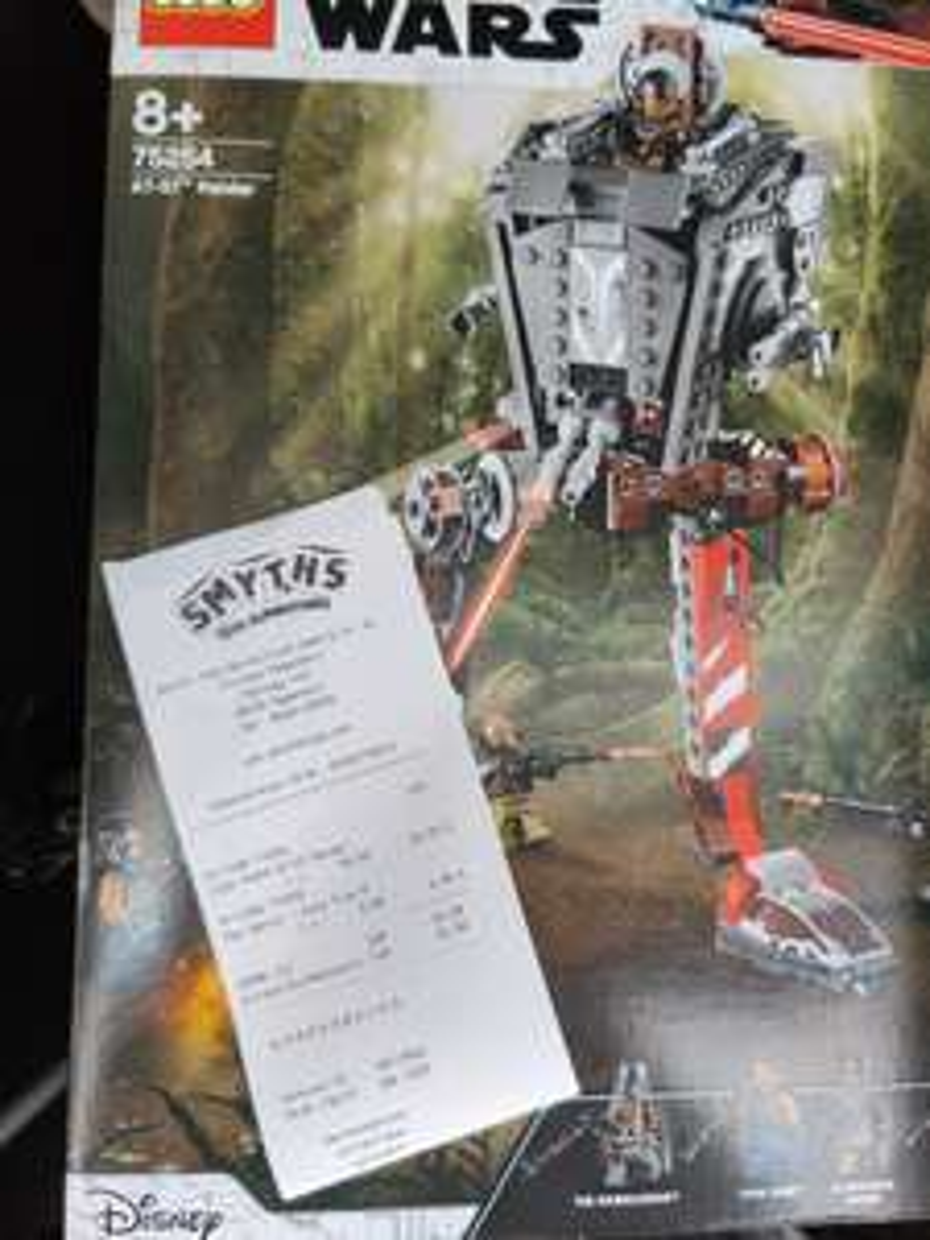 75254 LEGO® STAR WARS™ AT-ST™-Räuber lokal PB Smyth Toys im Südringcenter