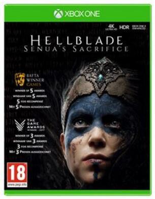 Hellblade: Senua's Sacrifice (Xbox One) für 13,98€ inkl. Versand (Fnac.com)