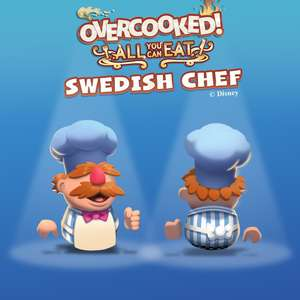 (PS4/PS5) Overcooked! All You Can Eat - Swedish Chef DLC