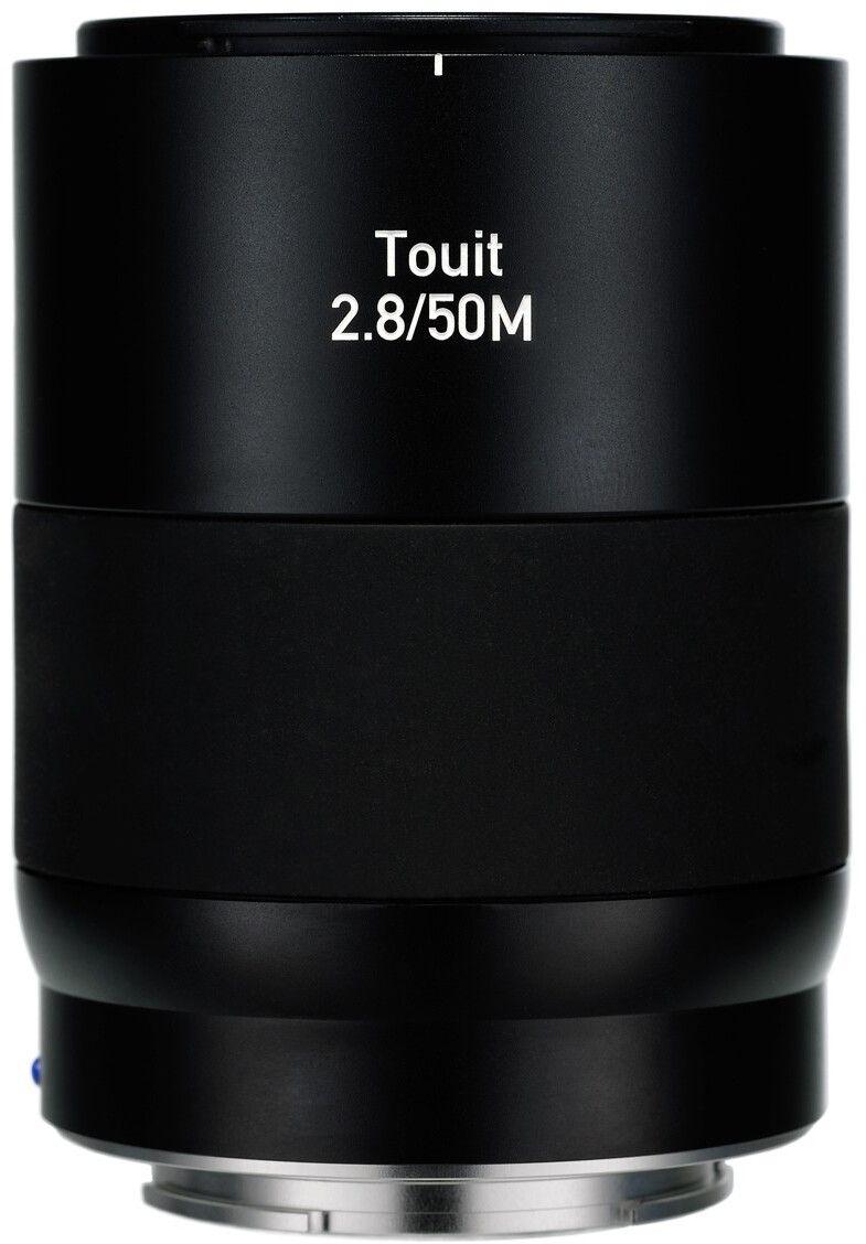 Zeiss Touit 50F2 Macro oder 12F2,8 Objektiv für 715,80€ - VGP 789€ für Sony E Mount   Digixo FR