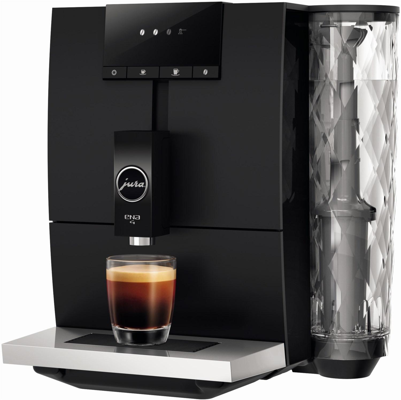 Jura ENA 4 Full Metropolitan black - Kaffeevollautomat