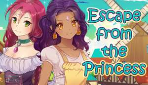 [Steam] ESCAPE FROM THE PRINCESS
