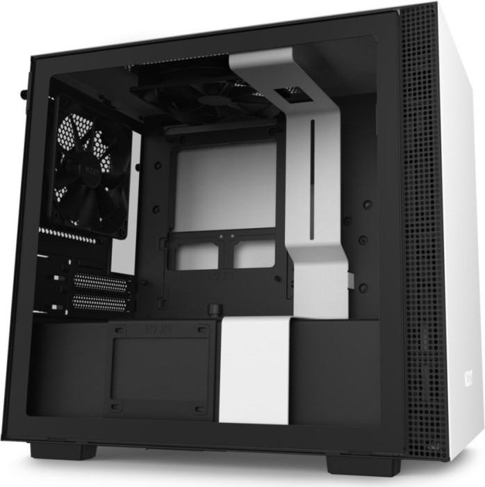 Gehäuse NZXT H210 weiß / schwarz und weitere