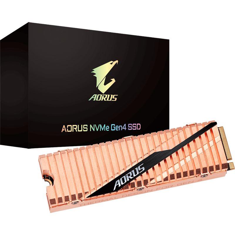 Gigabyte Aorus NVME 500GB Gen4