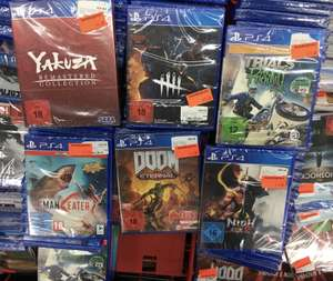 [LOKAL] Media Markt Bonn / NIOH 2 / Yakuza / Dead by Daylight [PS4]