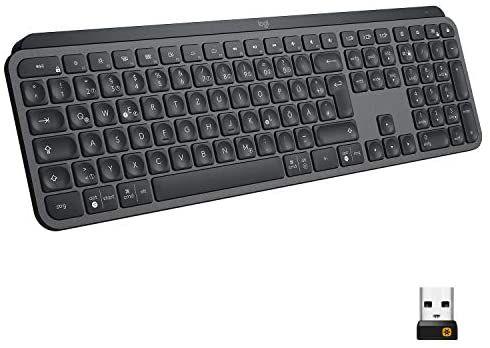 Logitech MX Keys kabellose Tastatur