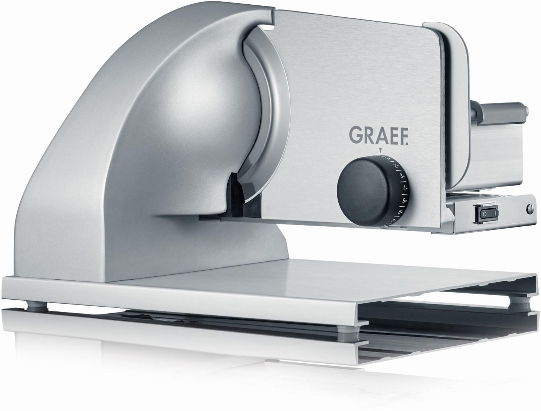 Graef SKS 900 Allesschneider - mit 185 Watt Kondensatormotor