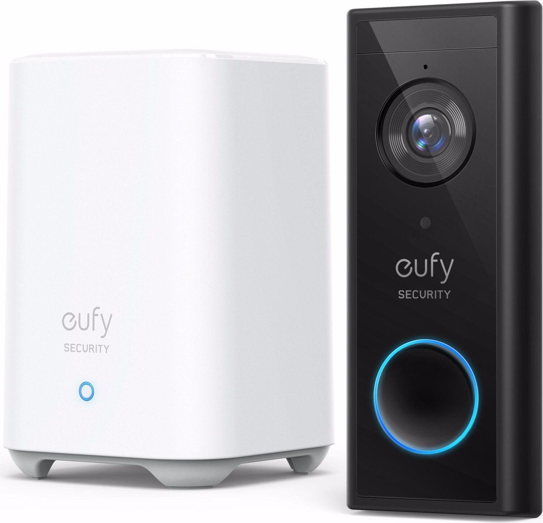 [Proshop] Eufy 2K Video-Türklingel (Akkugeladen) inkl. Homebase 2