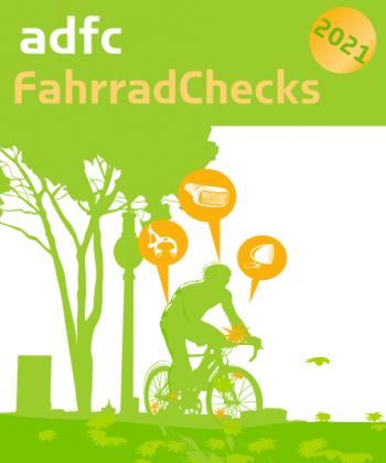 [Lokal Berlin] ADFC Fahrrad-Frühlings-Checks 2021 - Kleinere Reparaturen werden kostenlos vor Ort erledigt.
