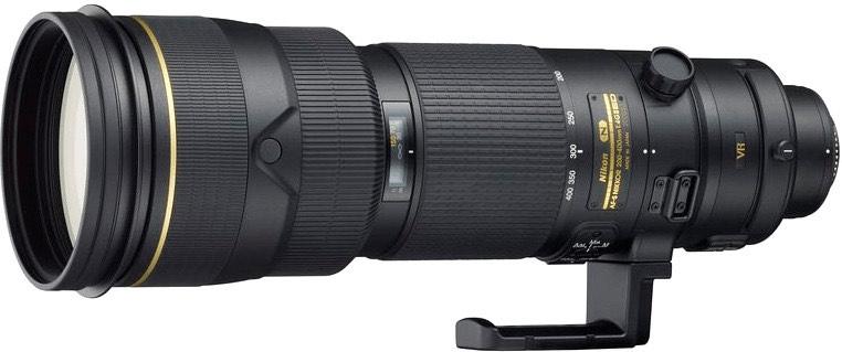 Nikon AF-S Nikkor 200-400mm f4.0 G IF-ED VR II Objektiv
