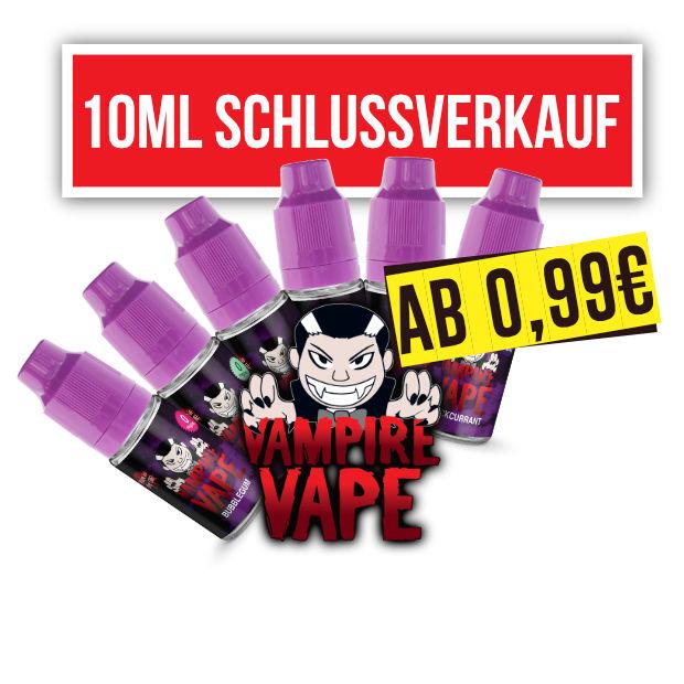 Vampire Vape 10ML SCHLUSSVERKAUF
