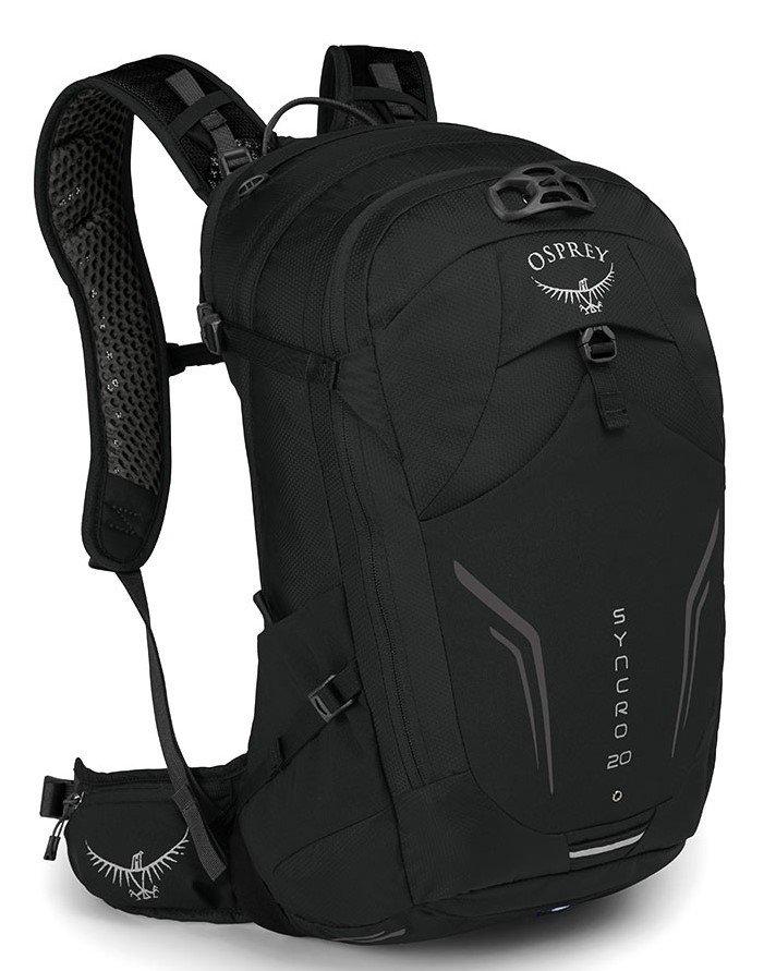 (Runmarkt) Osprey Syncro 20 Rucksack Schwarz