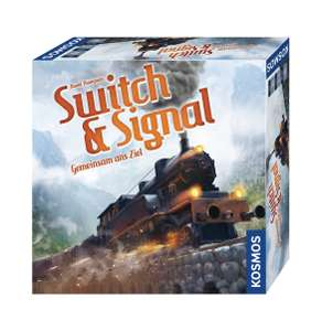 (Amazon Prime) Brettspiel, Kosmos: Switch & Signal