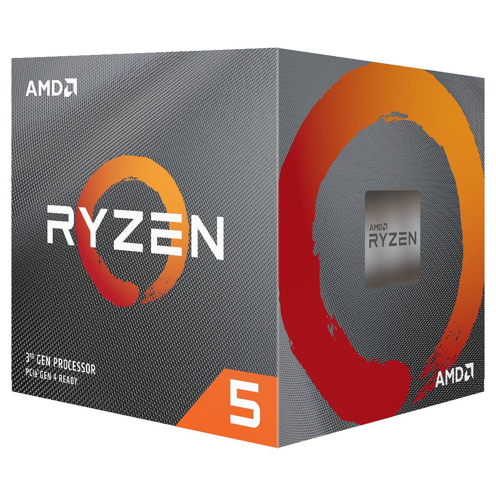 AMD Ryzen 5 3600 Prozessor Boxed (6-Core, 3.6GHz, Socket AM4)