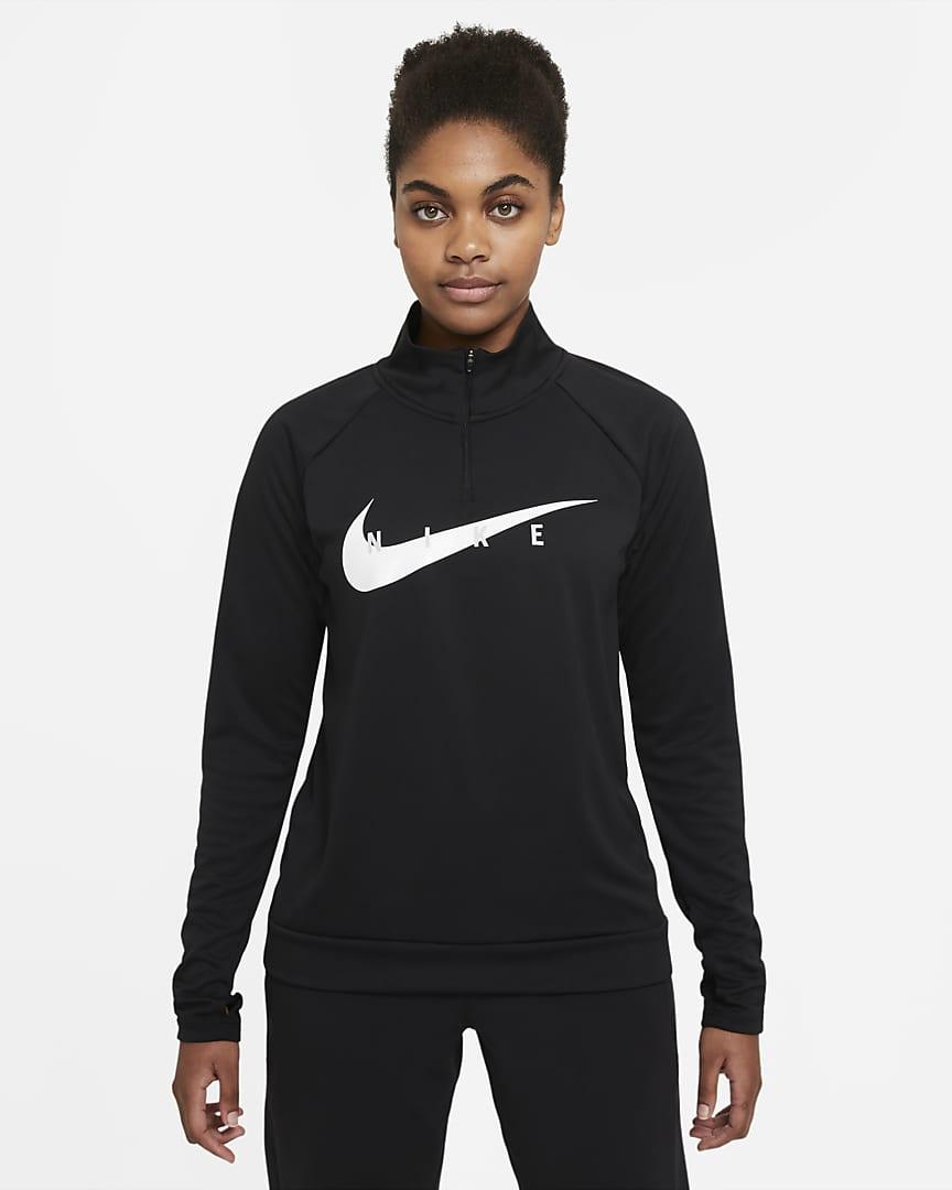Nike Member Days: 20% extra auf ausgew. Produkte (keine Sneakers), zB: Swoosh Run Damen Lauf-Oberteil