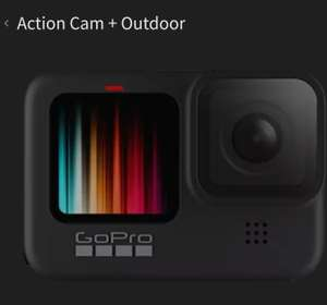 GOPRO Hero9 Black Action Cam
