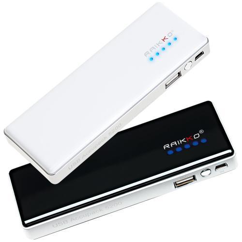 USB AccuPack 5200 von RAIKKO für 20 statt 30 Euro via Amazon
