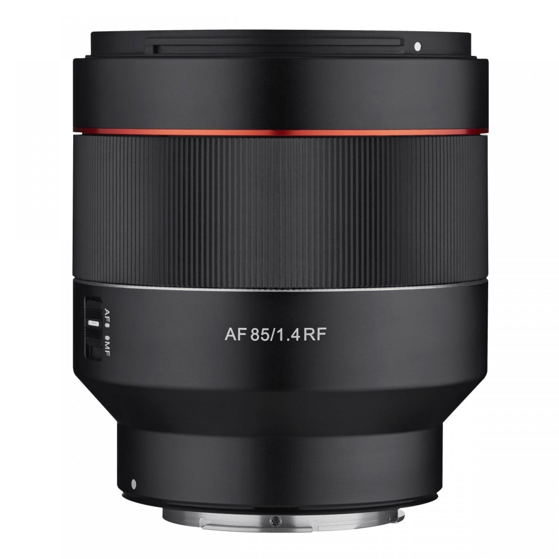 Samyang AF 85mm F1.4 RF Objektiv für Canon RF-Mount
