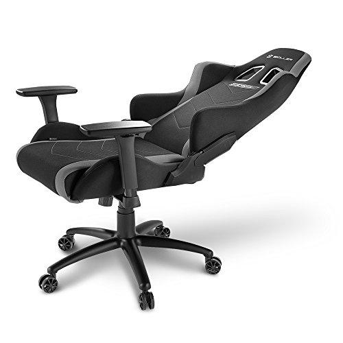 Sharkoon Skiller SGS2 Gaming Stuhl in Grau