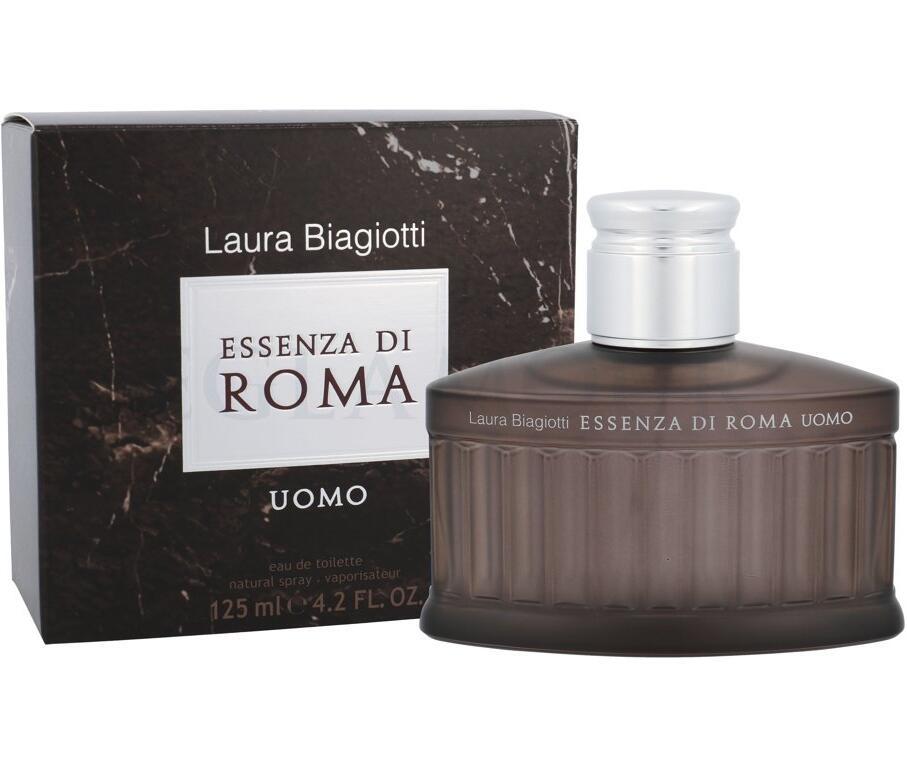 Laura Biagiotti Essenza di Roma Uomo Eau de Toilette Herrenduft (125 ml) für 25,35€ inkl. Versand [Eglamour]