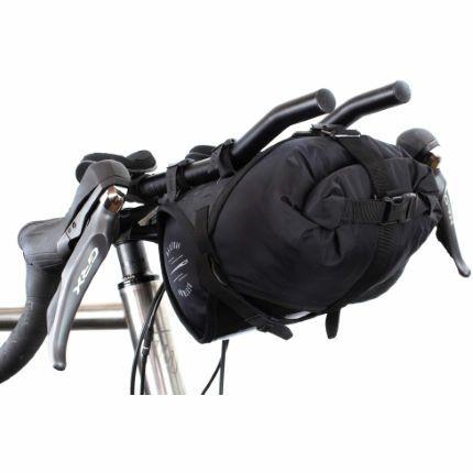 [wigglesport.de] Restrap Adventure Race Aero Fahrrad-Lenkertasche, 7 L, wasserdicht, Gewicht: 260g