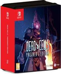 Dead Cells The Prisoner's Edition (Switch & PS4) [Netgames]