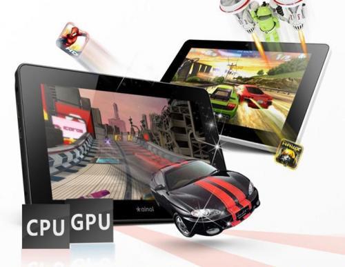 *Ainol NOVO7 ELF II* Tablet mit 1.5GHz Dual CPU 1GB Ram 1024x600 HDMI Out für 46.04 € @ Focalprice