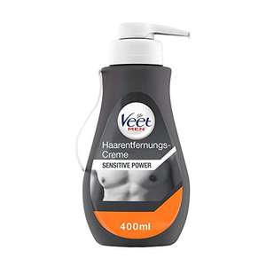 Amazon Prime Osterangebote: Veet Men Haarentfernungscreme Sensitive 400 ml