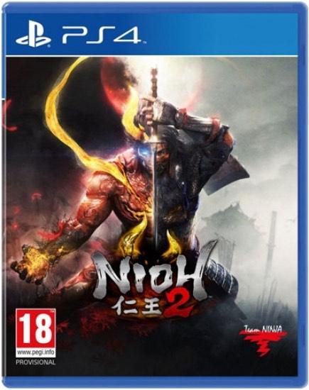 Nioh 2 Playstation 4 Ps4 für 9,99€ + VSK