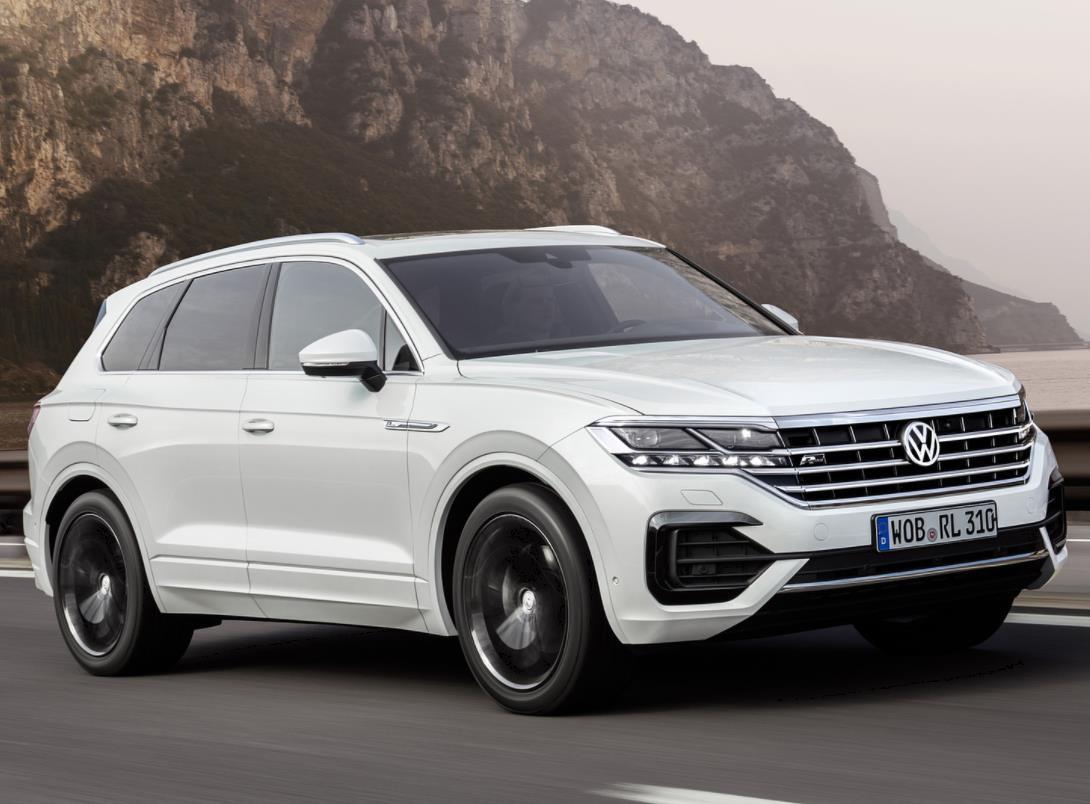 Gewerbeleasing: VW Touareg R-Line V6 TDI 4Motion (konfigurierbar) für 289€ (eff 312€) monatlich - LF:0,45