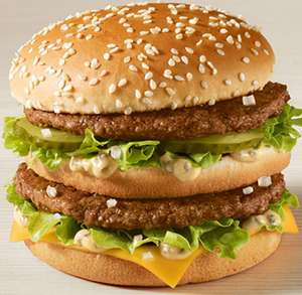 [McDonalds] Big Mac oder den McWrap Chicken Spezial jetzt für nur 2,22€