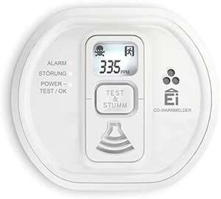 Ei Electronics Ei208D CO Kohlenmonoxidmelder (Prime)